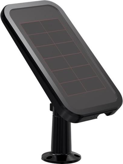Arlo G4/LTE Solpanel, sort