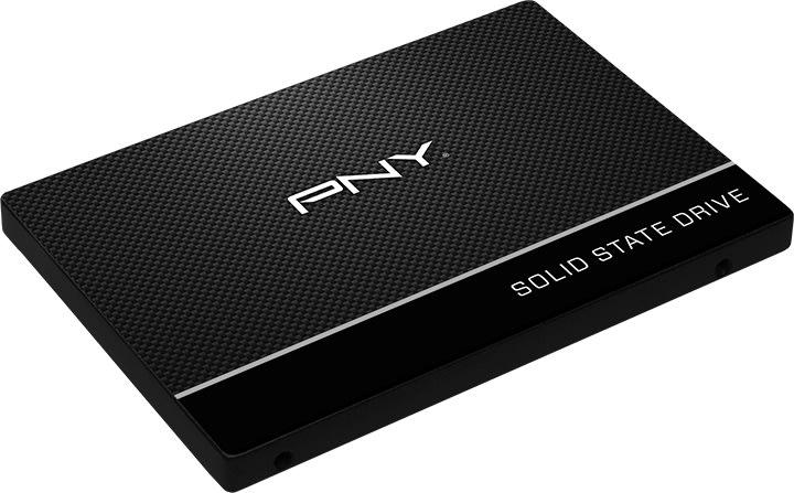 PNY SSD CS900 2.5'' ekstern harddisk, 120GB