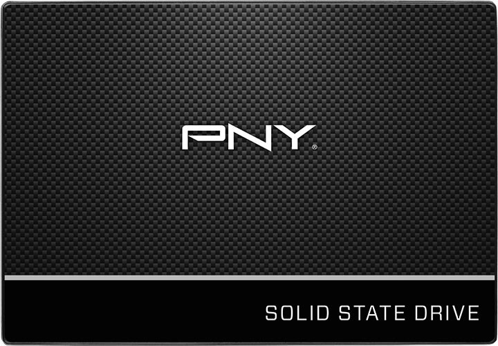 PNY SSD CS900 2.5'' intern harddisk, 480GB