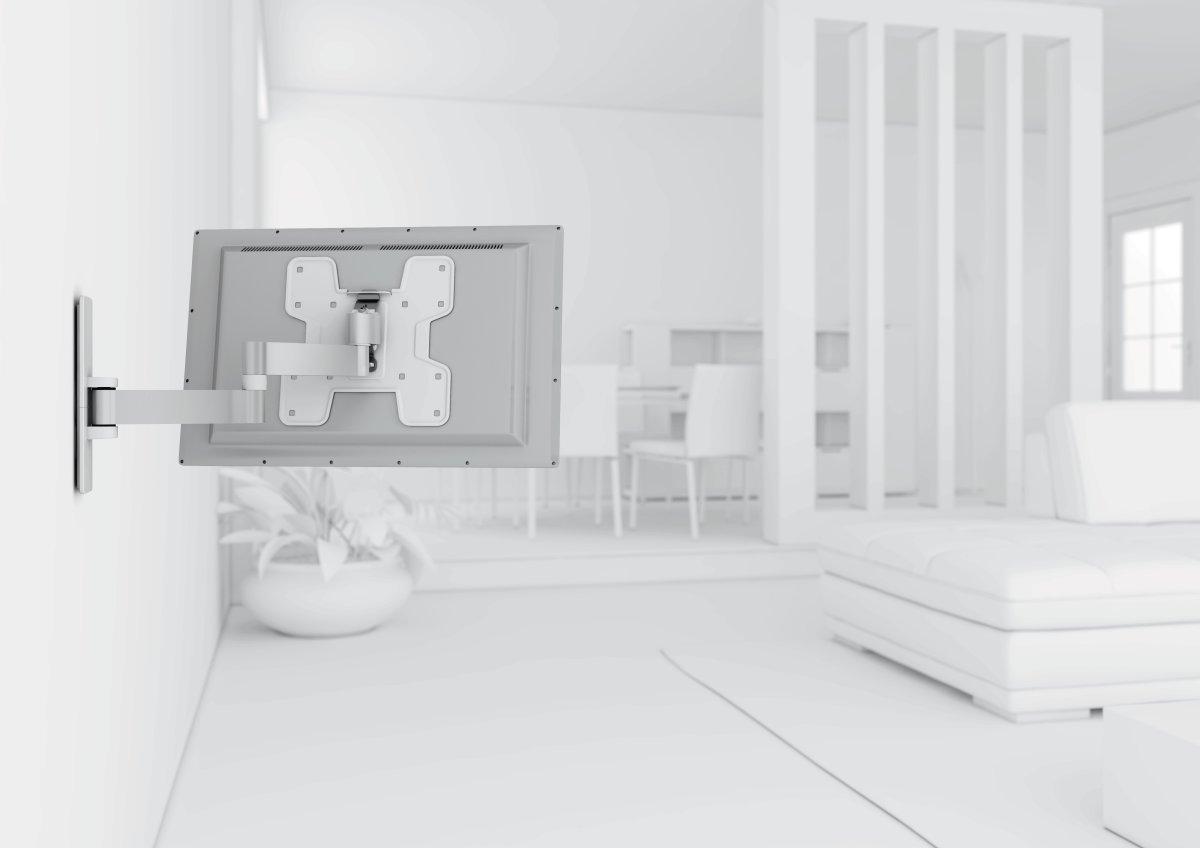 """Vogel's WALL 3245 Vægbeslag 180°, 32-55"""", hvid"""