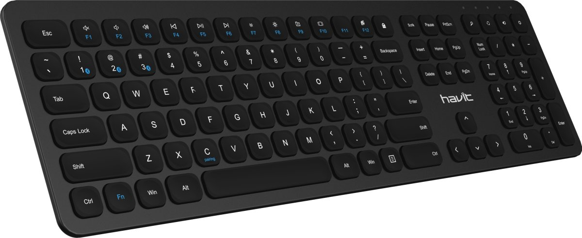Havit Proline KB235BT trådløs tastatur
