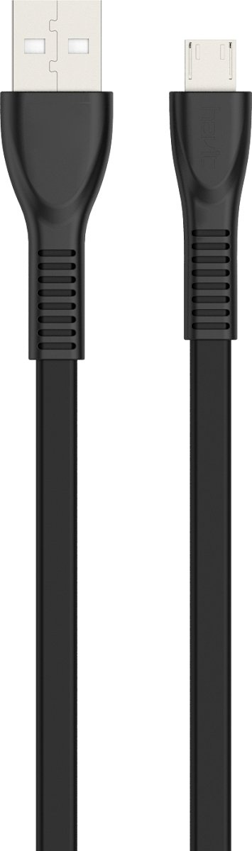 Havit HV-H611 USB-kabel Micro, 1 meter, sort