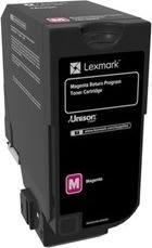 Lexmark CS720 Lasertoner (return) magenta, 3.000 s
