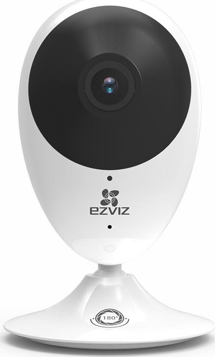 EZVIZ C2C Mini O Sikkerhedskamera, hvid