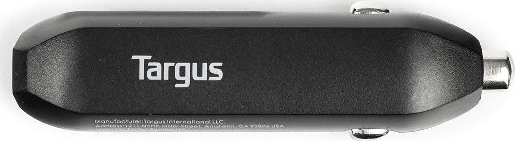 Targus APD751EU biloplader til 2 x USB