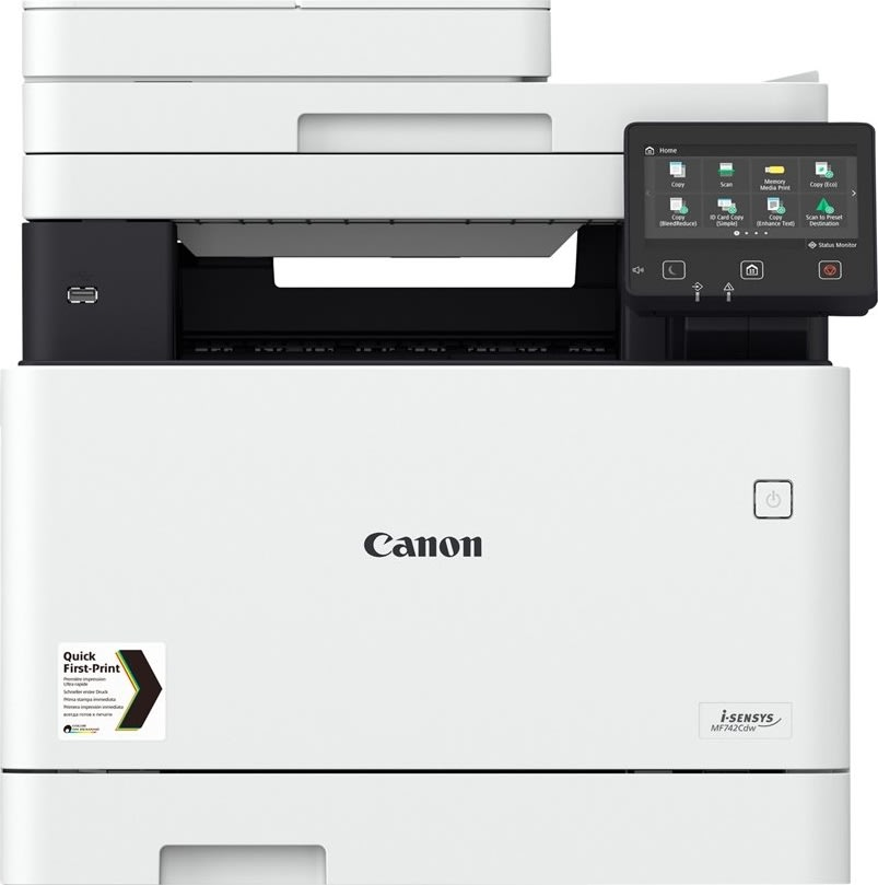 Canon i-SENSYS MF742Cdw multifunktionsfarveprinter