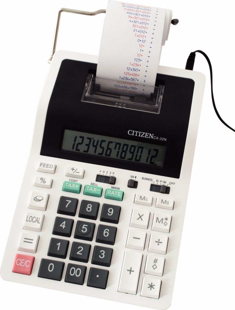 Citizen CX 32 N Regnemaskine