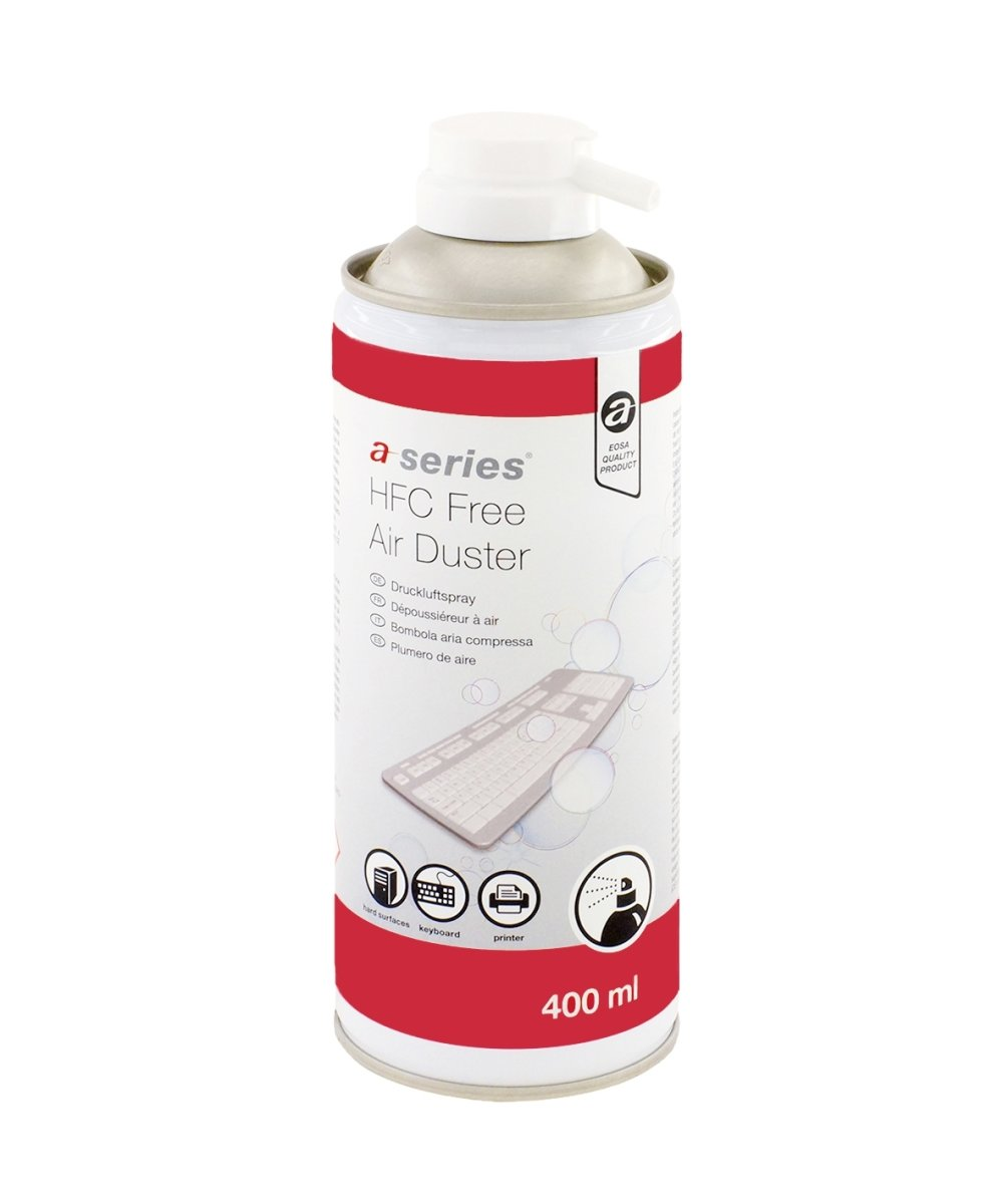 a-series HFC-fri luftspray, 400 ml.