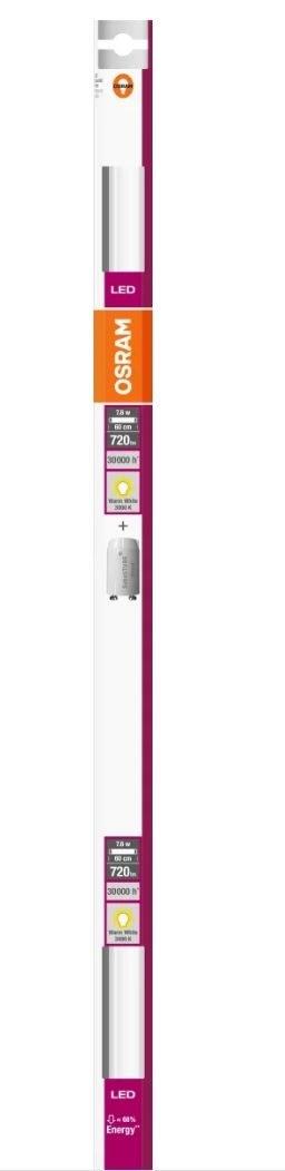 Osram Value LED Lysstofrør T8, 7,6W=36W, 600 mm