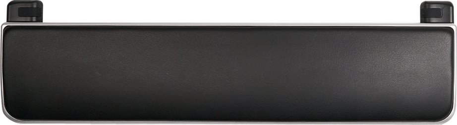 Contour Balance tastatur med håndledsstøtte, sort