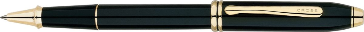 Cross Townsend Rollerball, Black Lacquer