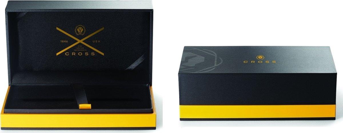 Cross Century II kuglepen, Black Lacquer/Gold