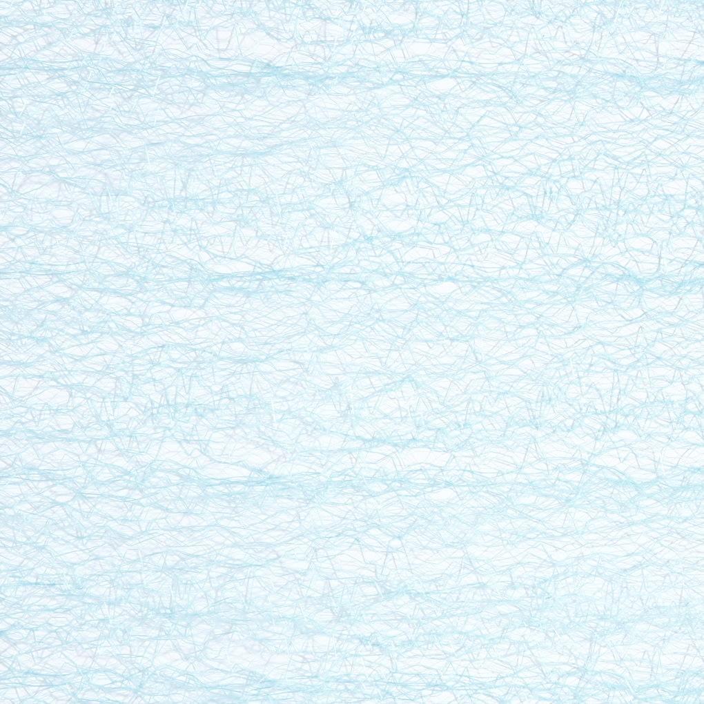 Happy Moments Bordløber, 30 cm x 10 m, lyseblå
