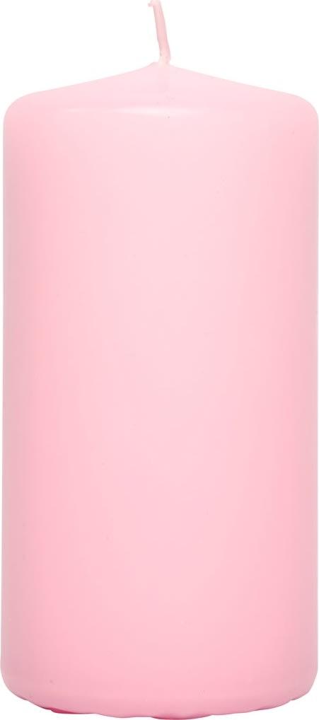 Happy Moments Bloklys, 5 x 10 cm, lyserød, 6 stk
