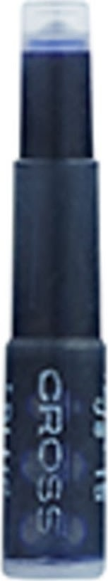 Cross fyldepens patroner, blå, 6 stk.