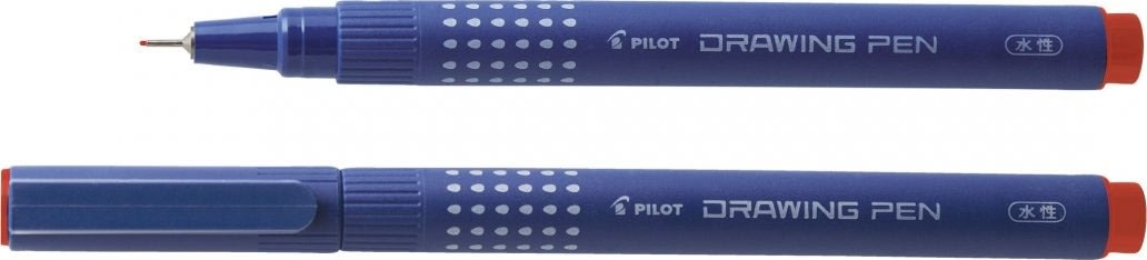 Pilot Drawingpen SW-DR 0,2 mm, sort