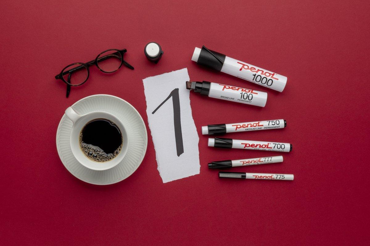 Penol 700 Permanent Marker | Sort