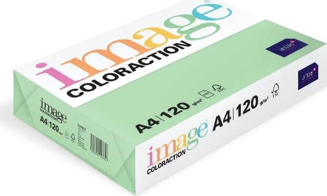 Image Coloraction A4, 120g, 250ark, enggrøn