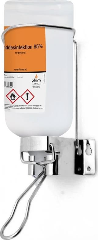 Plum Hånddesinfektion 85 % Gel i standbag, 1 L