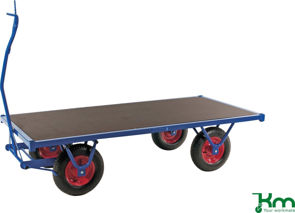 Total Dimensions Beige V Groov Starrrad f/ür Industrie-Werkzeugwagen 56x41x39mm