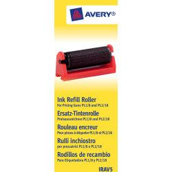 Farveruller til Avery prismærkningsmaskine, 5 stk