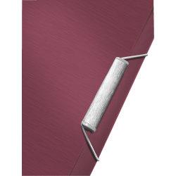 Leitz Style projektmappe, rød