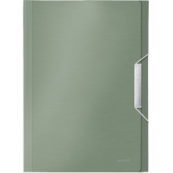 Leitz Style projektmappe, grøn