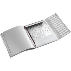 Leitz Style sorteringsmappe 12-delt, hvid