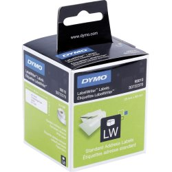 Dymo LW adresseetiket 89x28 mm