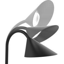 Unilux Sol bordlampe, sort
