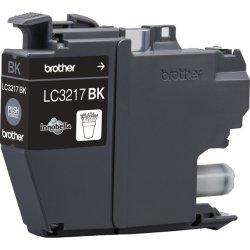 Brother LC3217BK blækpatron, sort, 550s