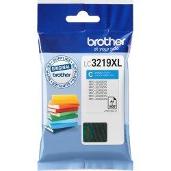 Brother LC3219XLC XL blækpatron, blå, 1500s