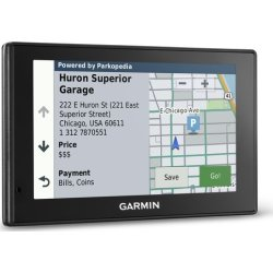 Garmin DriveSmart 51 LMT-S gps med europakort
