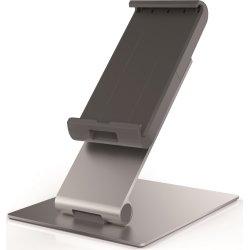 Durable bordstander til iPad/tablet,  aluminium