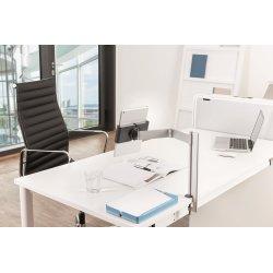 Durable fastmont. bordstander til iPad/tablet, alu