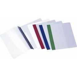 Bantex tilbudsmappe A4, ekstra kraftig, hvid
