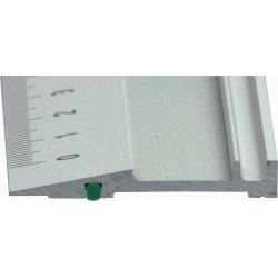 Linex aluminium lineal 50 cm