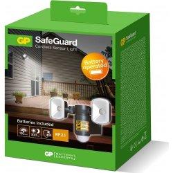 GP SafeGuard RF2.1 sikkerhedslampe, 120 lumen