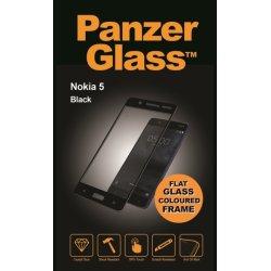 PanzerGlass skærmbeskyttelse til Nokia 5, sort