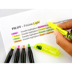 Pilot FriXion Light overstregningspen, grøn