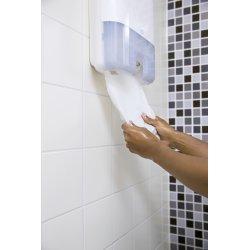 Tork H2 Xpress Mini Dispenser Håndklædeark, hvid