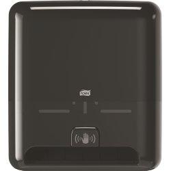 Tork H1 Dispenser Håndklædeark m. sensor, sort