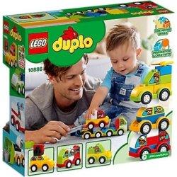 Lego DUPLO  10886 Mine første bilmodeller, 1½-3 år