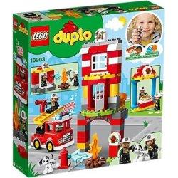 LEGO DUPLO 10903 Brandstation, 2-5 år