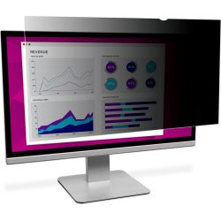 "3M Privacy Filter 27"" widescreen monitor"