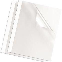 Fellowes Standard Thermal Binding cover 20mm, hvid