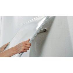Nobo widescreen hvidt whiteboard, 107,1 x 189,4 cm