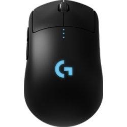 Logitech G Pro trådløs gaming mus, sort