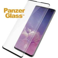 PanzerGlass Samsung Galaxy S10 sort (CaseFriendly)