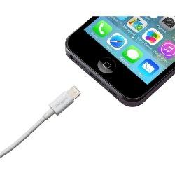 Targus Lightning til USB kabel, hvid (1m)